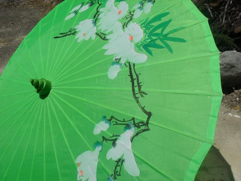 -green- Paradise Shade